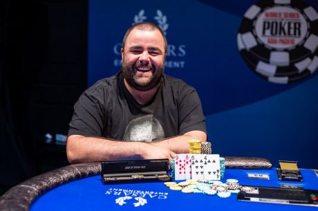 2014 WSOP APAC Day 8: Higgs Defeats Watson to Win $5K PLO; Hellmuth Chasing No. 14