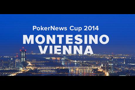Élőben a bécsi PokerNews Cup-ról egész hétvégén