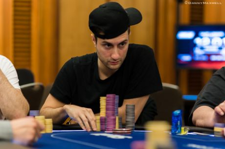 2014 UKIPT London: Levrini Leads After Day 1a