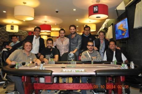 Said Boukili campeón del Bluff Póker Festival NLH Knock Out IV