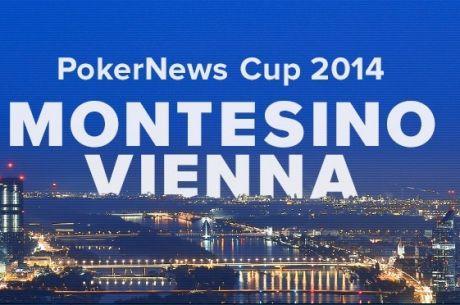 Startujemy! Dziś dzień 1A Main Eventu PokerNews Cup w Wiedniu