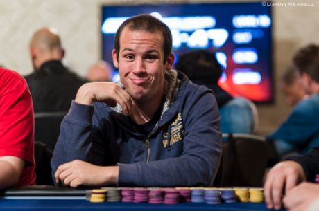 2014 UKIPT London: Theissen Claims Day 1b and Overall Chip Lead