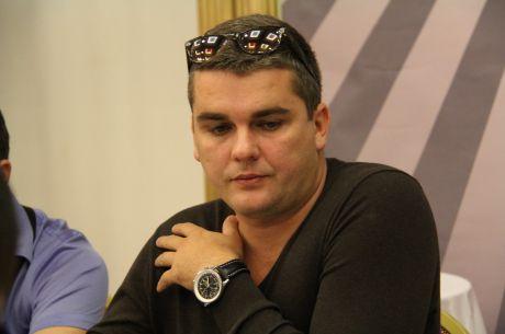 Vlado Banićević Chip Leader Nakon Dana 1A Live Main Eventa