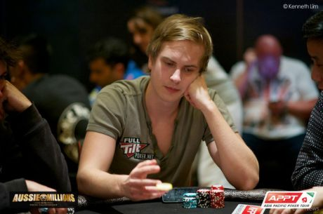 The Online Railbird Report: Blom Drives Action While Kostritsyn Wins On PokerStars