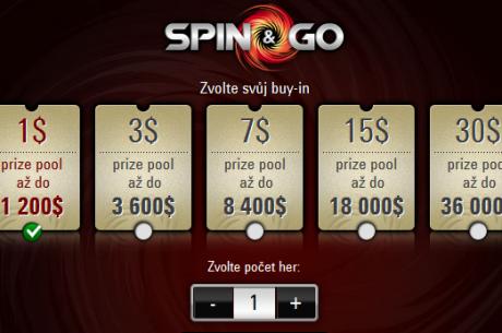 Už ste vyskúšali Spin&Go na PokerStars?