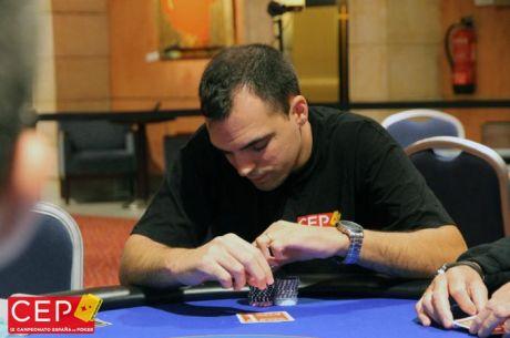 Campeonato de España de Poker: Juan Ramón Llatche no tuvo rival en el día 1b