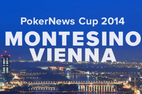 Pokernews Cup - Sledujte živé vysílání z Vídně, Den 1B