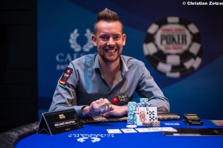 2014 WSOP APAC Day 11: Danzer Wins His Third Bracelet; Reinkemeier Leads Main Event