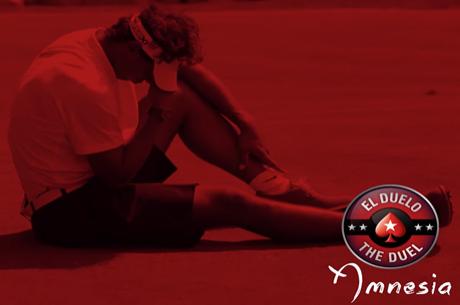 Rafael Nadal Ficou Amnésico, Será que o Bluff Passa?