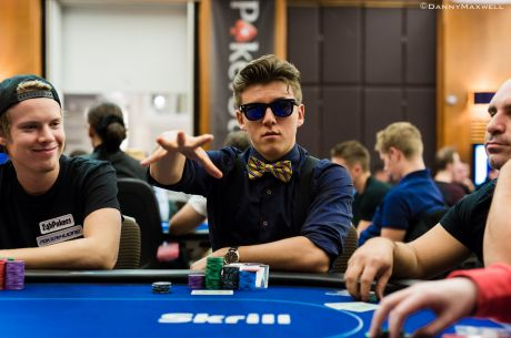 2014 EPT London Main Event: Anatoly Filatov Claims Day 1a Chip Lead