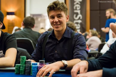 Chipleadem dne 1a na Main Eventu PokerStars EPT London je Anatoly Filatov