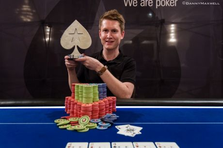 Brett Angell vyhrál na Main Eventu UKIPT London $185,058