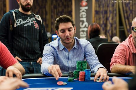 PokerStars EPT London Main Event Day 1b: Chip leader της Day 1b ο Γιώργος...