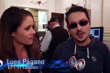 PokerStars pro Luca Pagano - Strategické typy k hrání pokerového turnaje