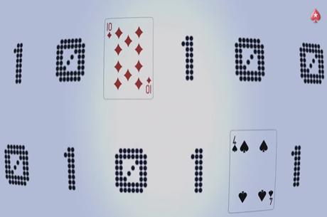 Vê como a PokerStars Baralha as Cartas!