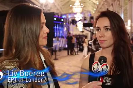 Liv Boeree priblížila možnosť charitatívnej činnosti v rámci 11EPT Londýn
