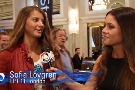 Mrknite kam sa najbližšie chystá na turnaj Sofia Lövgren