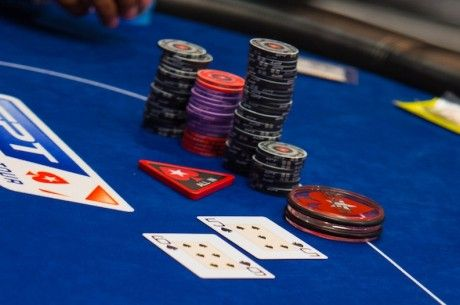 "The ""Ten-to-One Rule"" in Tournament Poker"