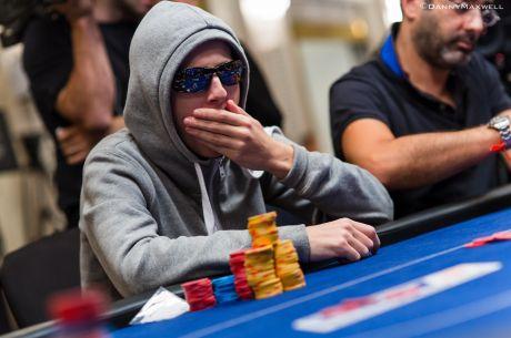 Jakub Mroczek na stole finałowym EPT Londyn!