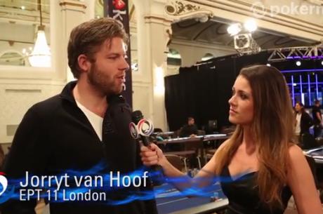 Jak se připravuje Jorryt van Hoof na finále WSOP