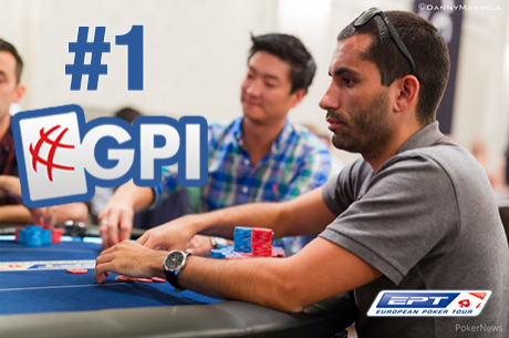 Naza Foi 2º no 10-Game Championship e Lidera POY Gold do EPT 11