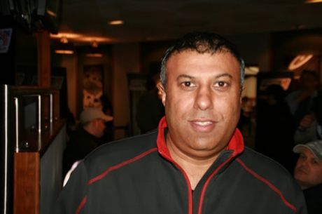 Gurnam Leads the 2014 GUKPT Luton Main Event  After Day 1b
