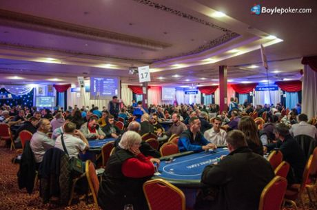 Paul Briers Tops Massive Boylepoker IPO Dublin Day 1b Field