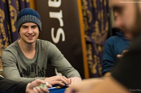 The Online Railbird Report: Blom Continues to Drive Action; Kostritsyn Big Winner