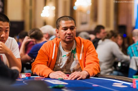 Zimnan Ziyard Leads Final 16 of the 2014 GUKPT Luton Main Event