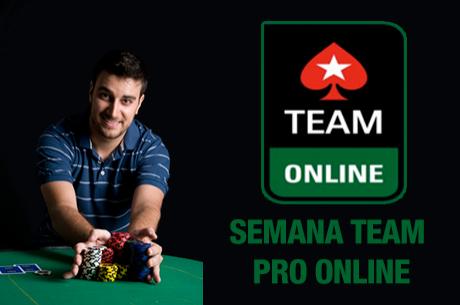 Semana do Team Pro Online na PokerStars - Muitos Prémios em Jogo