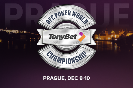 TonyBet Poker Anuncia Primeiro Campeonato do Mundo de Open-Face Chinese Poker ao Vivo
