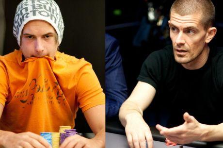 Viktor Blom и Gus Hansen аут от Team Full Tilt Pro отбора