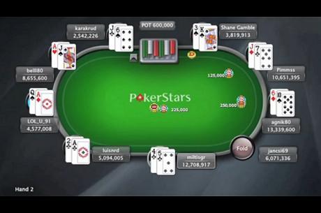 Nézd meg, hogyan lett 6. Jancsi69 a hétvégi Sunday Million döntő asztalán!