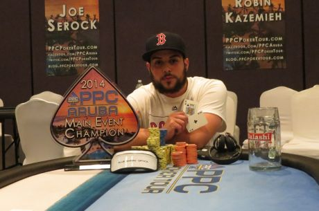 Aristoteles Neto Wins 2014 PPC Aruba Main Event, Turning $65 Into $62,764!