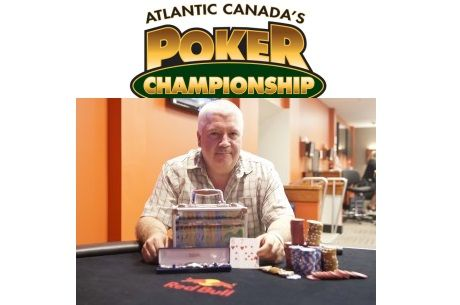 Paul MacEachern is Atlantic Canada's Poker Champion