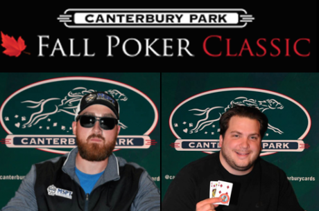 MSPT Teams Pros Dominate at Canterbury Park's 2014 Fall Poker Classic
