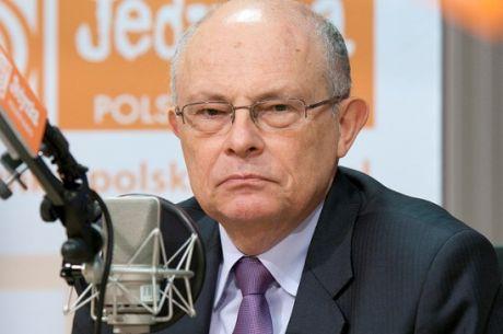 Senator Marek Borowski żąda od ministra Jacka Kapicy wyjaśnien w sprawie pokera