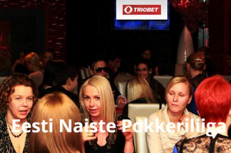 Eesti naiste pokkeriliiga auhinnalaud täienes oluliselt