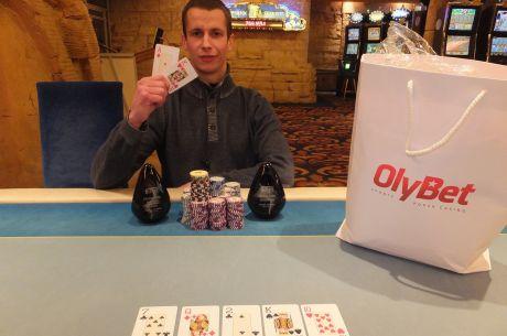 Kauno klubinio pokerio čempionatas vainikuotas Tomo Dedino pergale