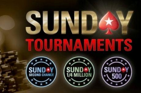 Trzy pięciocyfrowe wygrane Polaków w weekendowych turniejach na PokerStars