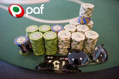 Selgusid Paf & PokerNews pokkeriliiga esimese etapi auhinnavõitjad