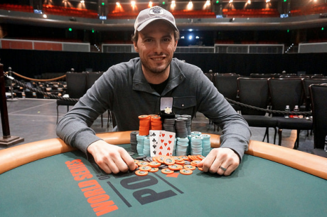Rob Coventry Wins WSOP Circuit Horseshoe Hammond Main Event for $313,933