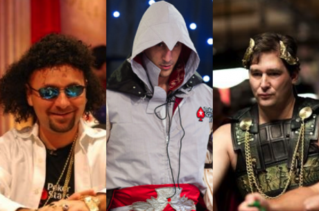 Poker Players' Halloween Costume Ideas feat. Liv Boeree and Phil Hellmuth