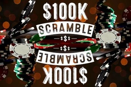 10 дена по $10,000 във Full Tilt $100k Scramble фрийроли от 31...