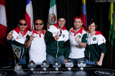 México quiere el bicampeonato del Americas Cup of Póker