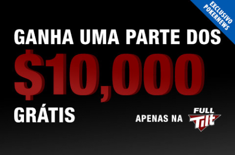 Exclusivo Pokernews: Freeroll de $10,000 na Full Tilt Poker 30 de Dezembro