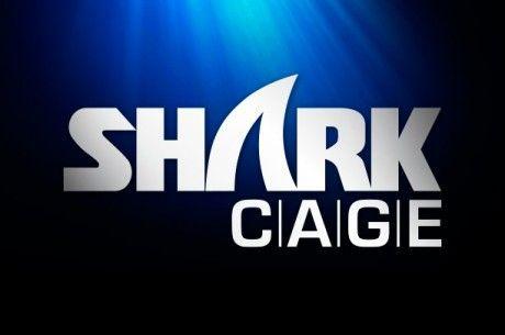 """Naujojo pokerio TV šou """"Shark Cage"""" antroji serija"""