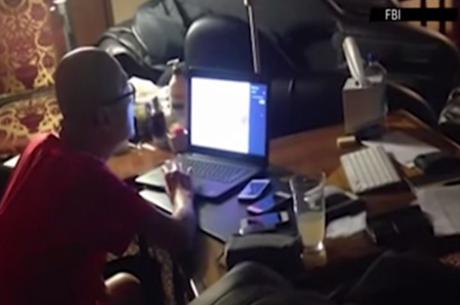 Vídeo: FBI no Quarto de Paul Phua em Busca de Provas