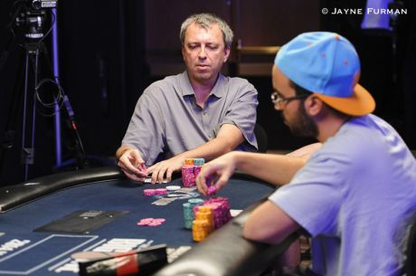 When a Hand Gets Out of Hand: Compounding Mistakes After the Flop