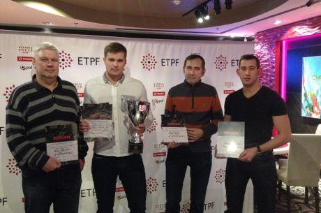 Võistkondlikuks Eesti pokkerimeistriks tuli Expodesign